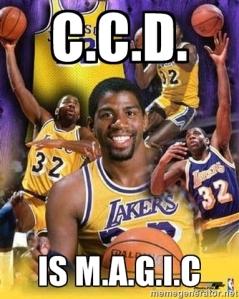 CCD is Magic