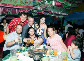 Weddings in Vietnam are an immersive experience for expats.