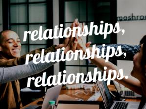 relationships relationships relationships