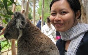 mai & koala