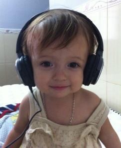 we hear through our ears but listen through our hearts